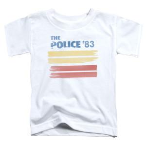 83 White Toddler Tee