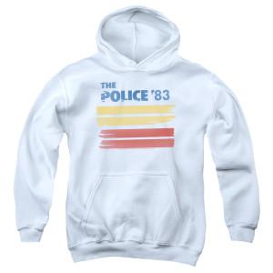 83 White Youth Logo