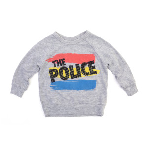 The Police Lauren Moshi Rocky Pullover