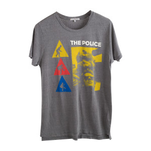 The Police Triangles T-Shirt
