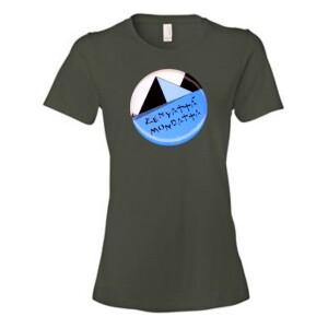 Women's Zenyatta Mondatta Sky Pyramid T-Shirt