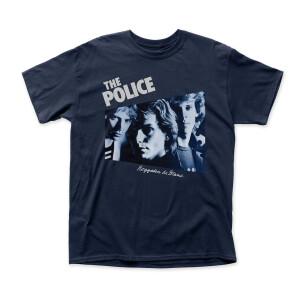 The Police  - Reggatta de Blanc T-Shirt