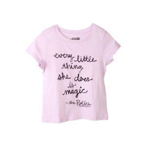 The Police Girl's Every Little Thing T-Shirt