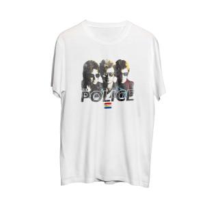 The Police Men's Synchronicity '83 Tour T-Shirt