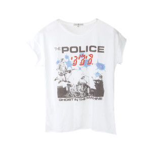 The Police Women's Electric Ghost Live T-Shirt
