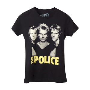 The Police Women's Portrait T-Shirt