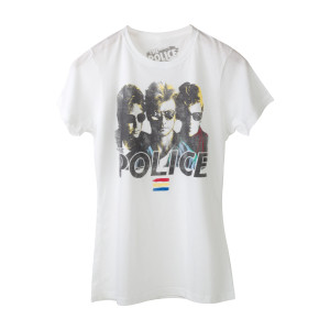 The Police Women's Synchronicity '83 Tour T-Shirt