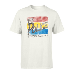 The Police Synchronicity T-Shirt