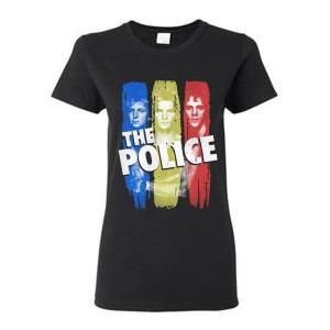 Women's Vertical Stripes T-Shirt