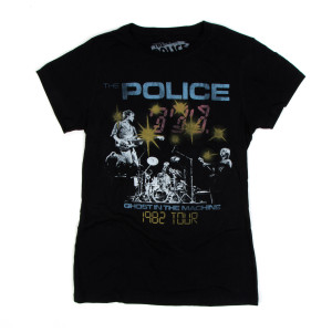 Women's Ghost in the Machine 1982 Tour T-shirt