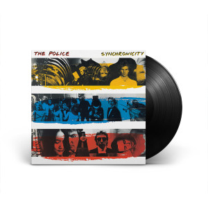The Police Synchronicity LP (2019 Reissue)