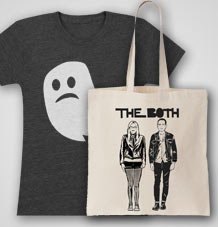 Exclusive 'The Both' Merchandise