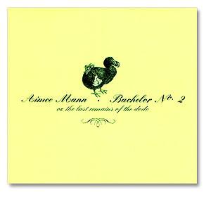 Aimee Mann Bachelor No. 2 CD