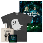 Aimee Mann and Ted Leo The Both MEN'S CD/Poster Bundle