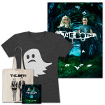 Aimee Mann and Ted Leo The Both WOMEN'S CD/Poster Bundle