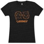 Aimee Mann Charmer Ladies T-Shirt