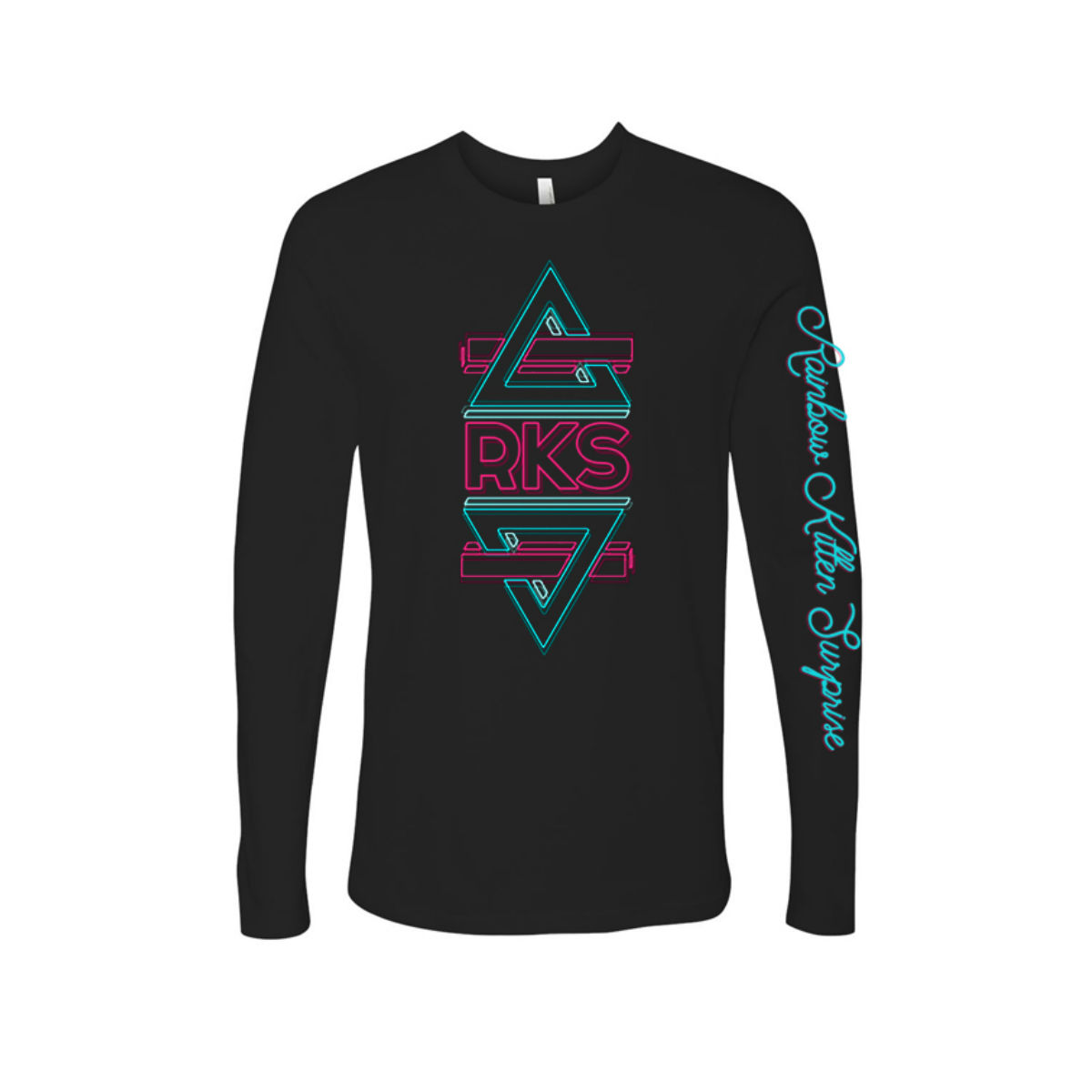 Optical Long Sleeve Tee