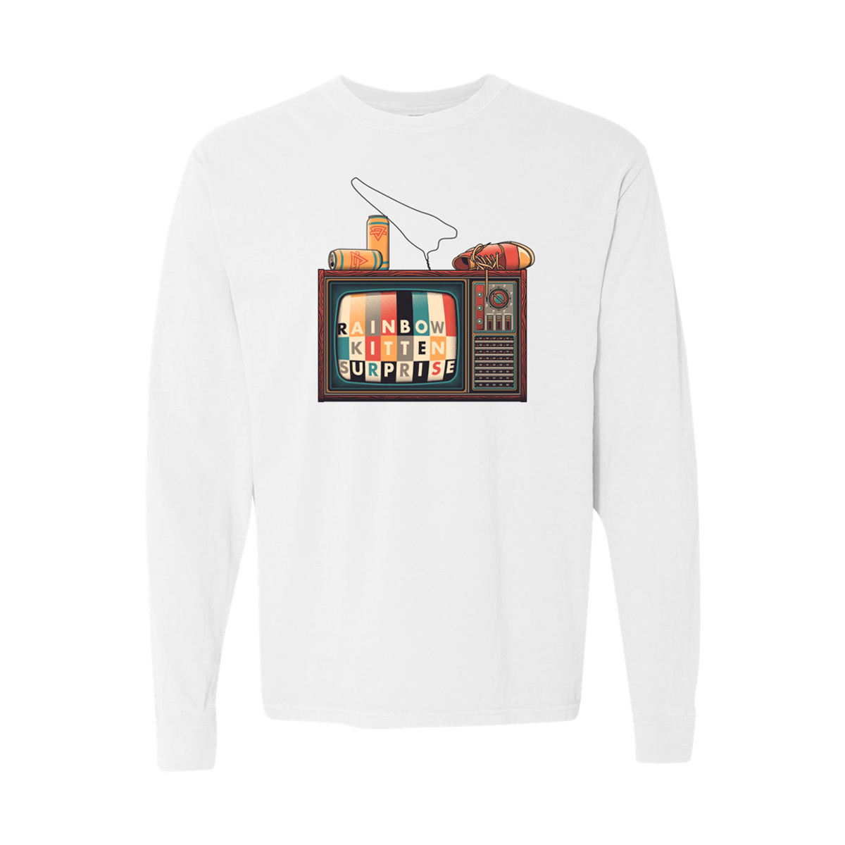 TV Long Sleeve