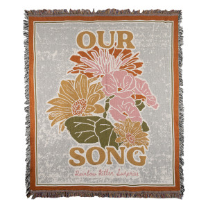 Our Song Woven Blanket