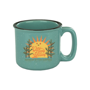 Very Lovely Morning Ceramic Mug