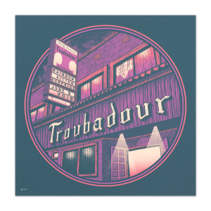 The Troubadour -- 6/9/2019