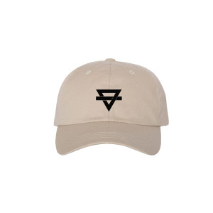 Tan Triangle Cap