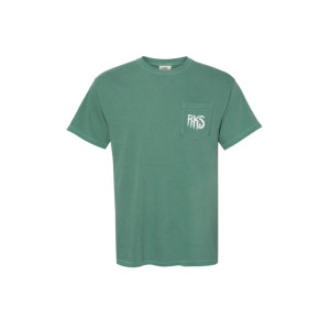 Light Green Pocket Tee