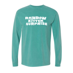 Seafoam Long Sleeve Tee