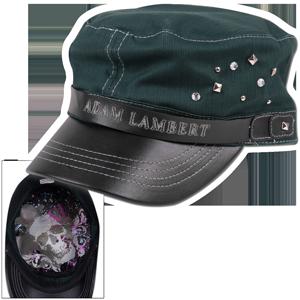 ADAM LAMBERT CABBIE HAT