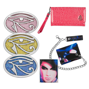 Adam Lambert Pink Accessories Bundle