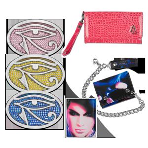 Adam Lambert Pink Accessories Bundle