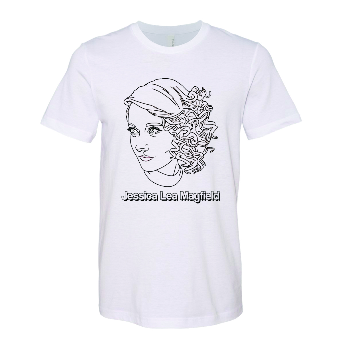 Sorry is Gone White T-Shirt