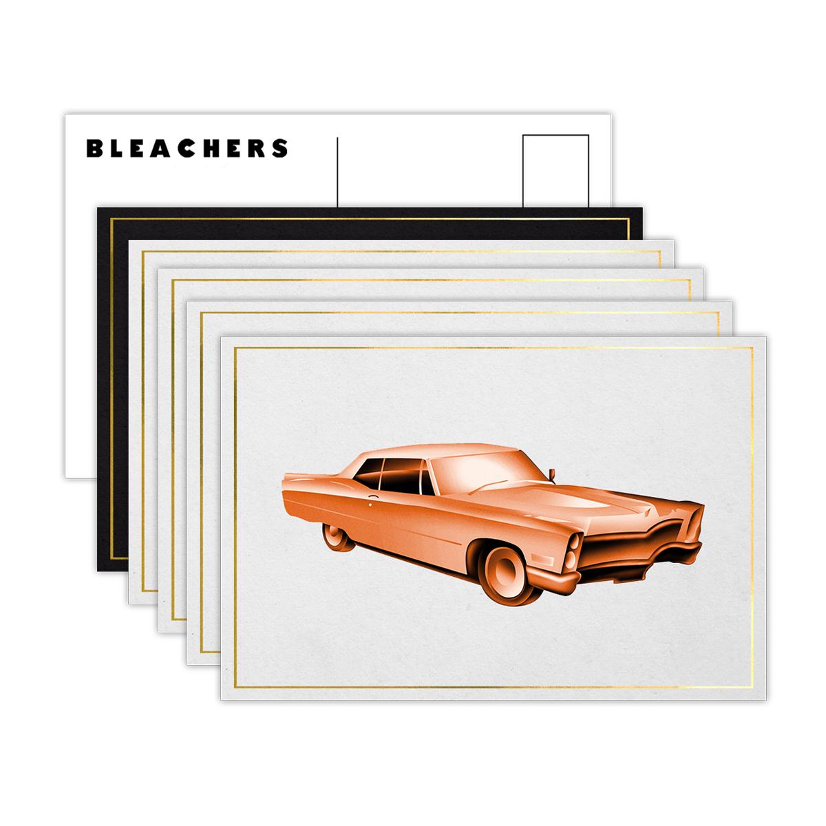 3D Postcard Set