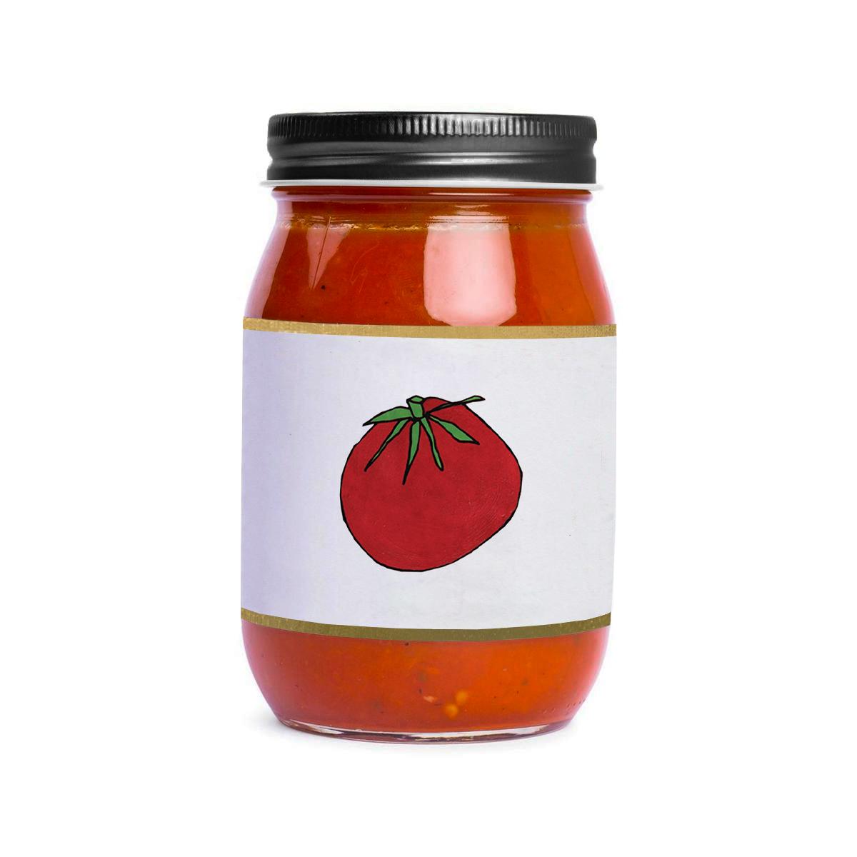 Bleachers + Razza Tomato Sauce Pack