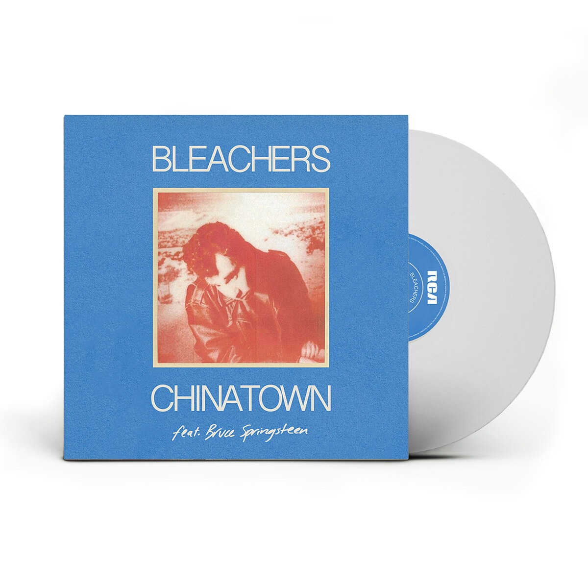 """Limited Edition CHINATOWN 7"""" Vinyl  (Pressing #1)"""