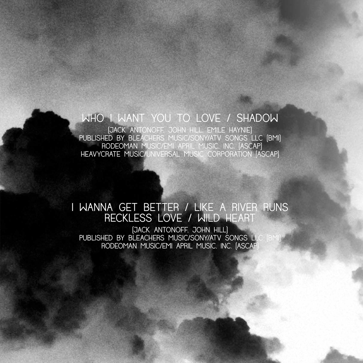 Strange Desire:  The Demos EP