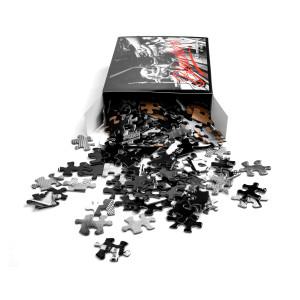 Bleachers Jig Saw Puzzle