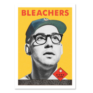 Bleachers 2017 Tour Poster