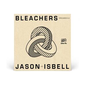 "BLEACHERS X JASON ISBELL 7"" VINYL - DREAMSICLE B/W 45"