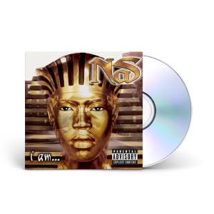 Nas: I Am... CD