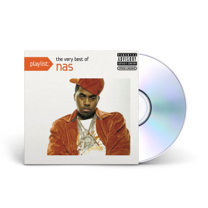 Nas: Playlist: The Very Best Of Nas CD