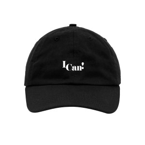 Nas I Can Adjustable Dad Hat