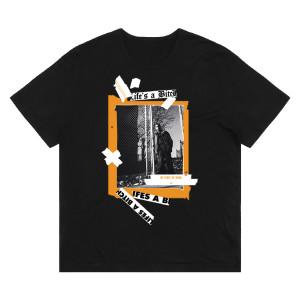 Nas Life's a Bitch Tour T-shirt