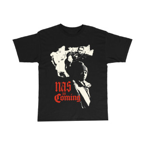 Nas Is Coming T-shirt