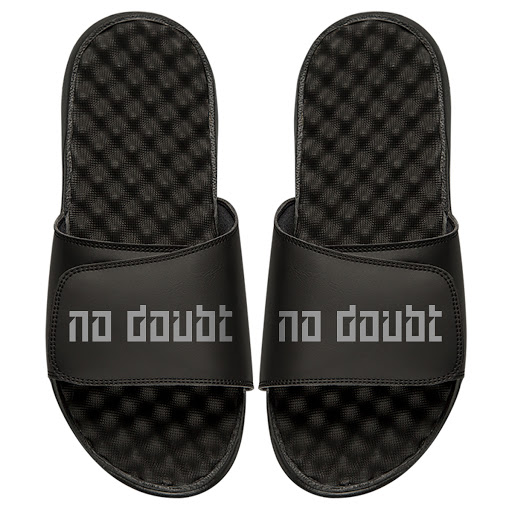 No Doubt Logo Black iSlides