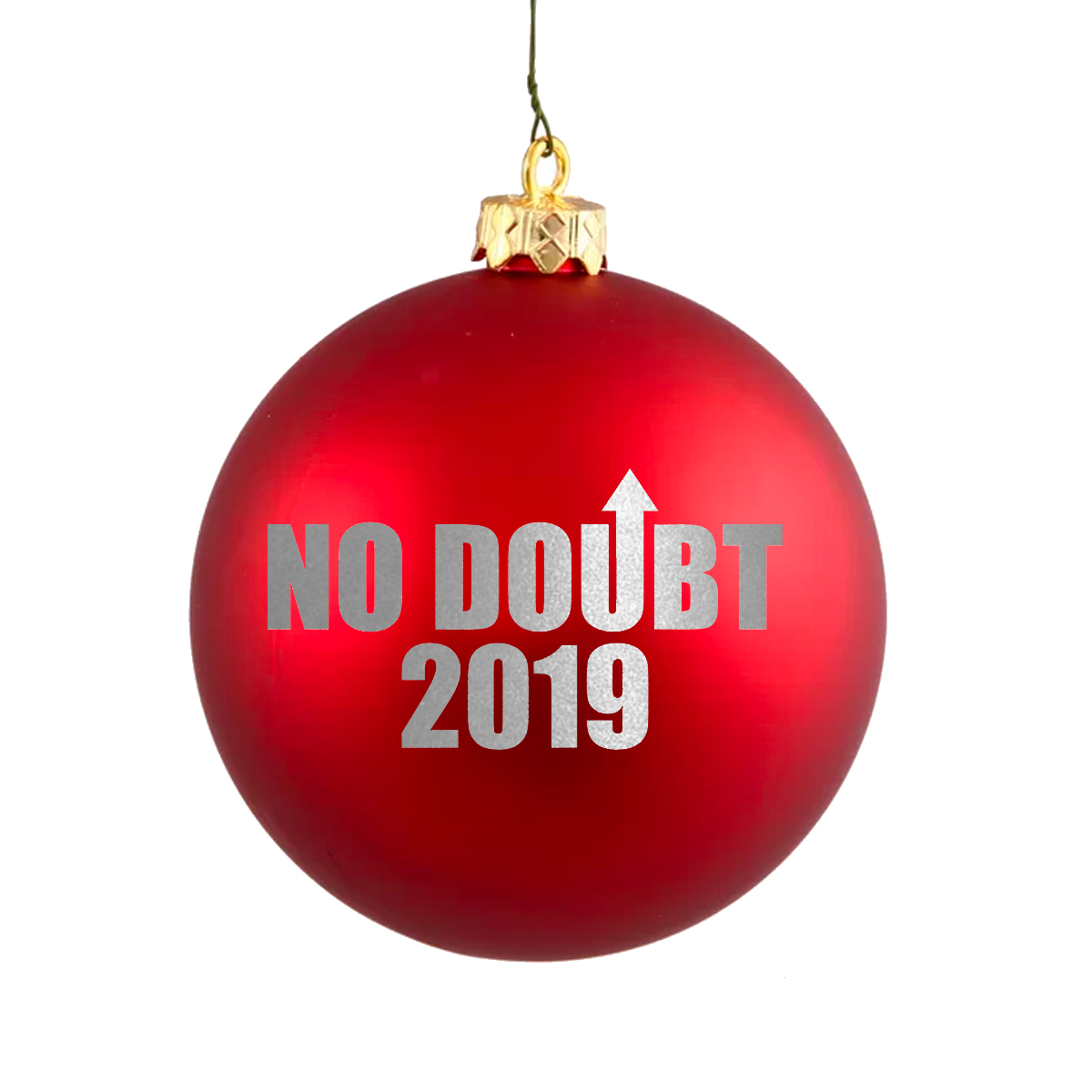 2019 No Doubt Collectible Ornament