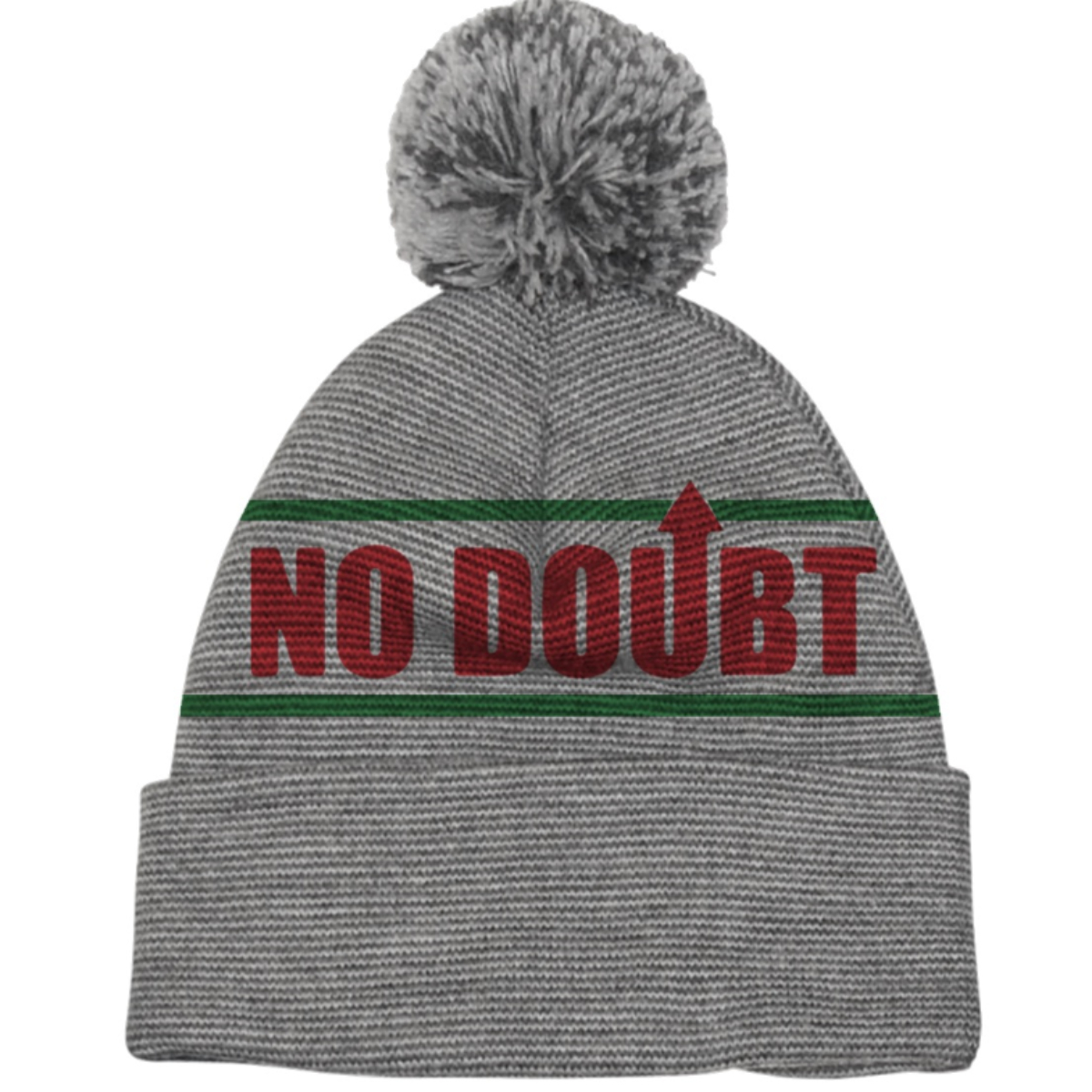 No Doubt Holiday Beanie