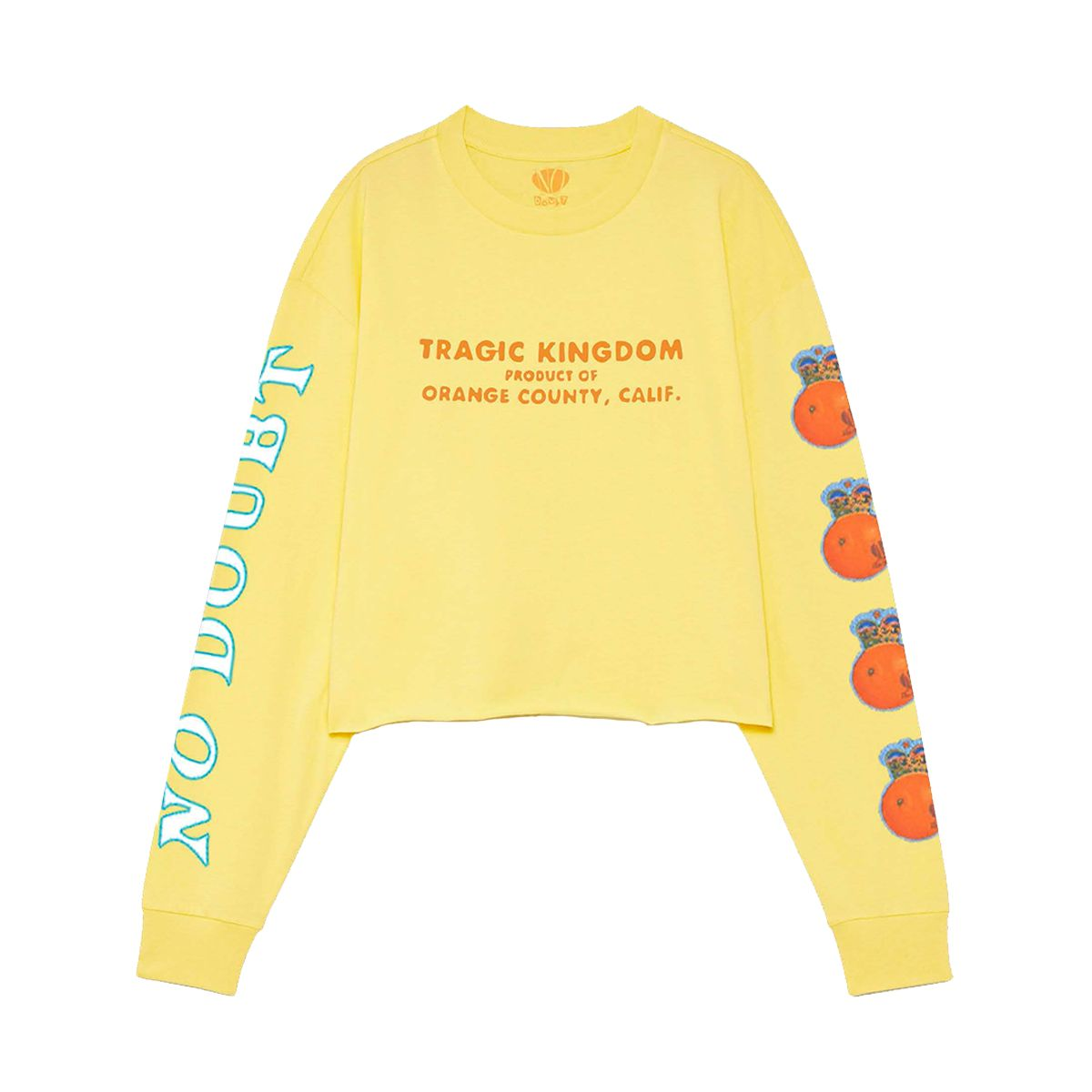 Tragic Kingdom Yellow Crop
