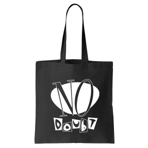 No Doubt Black Tote