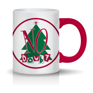2017 No Doubt Collectible Holiday Mug